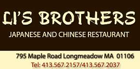 Li's Brothers Japanese and Chinese Restaurant.